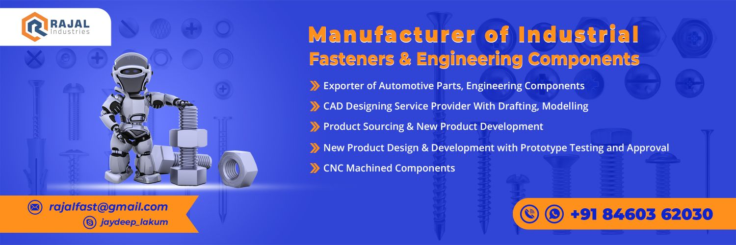 Fastener Manufacturer & Precision engineering components along with product development and sourcing