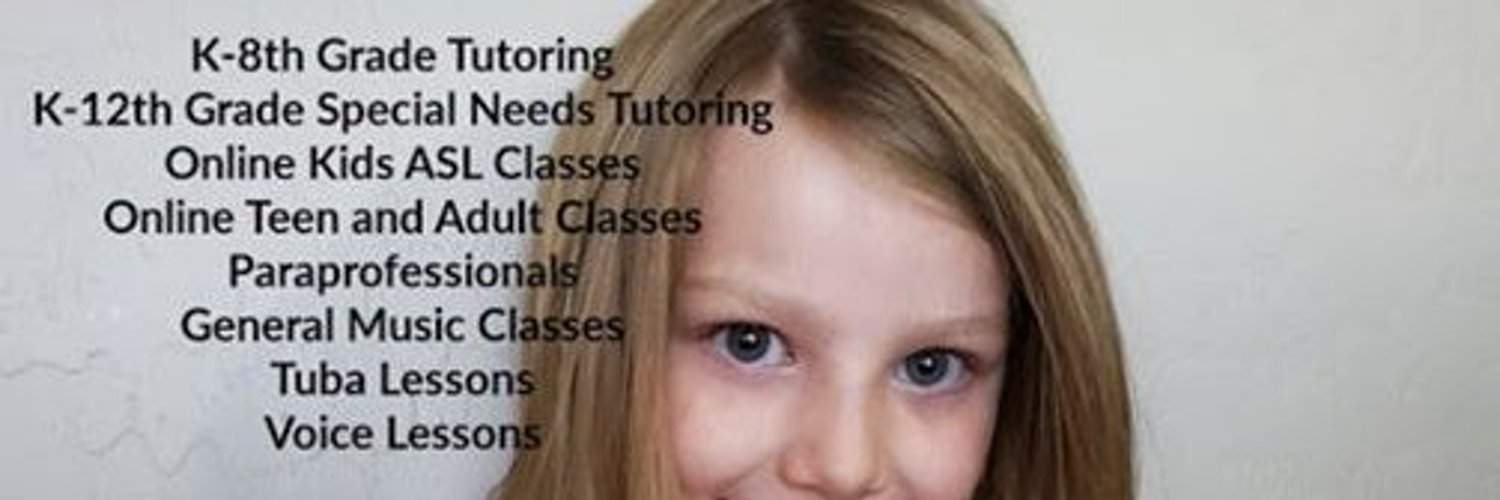 Love 4 Learning LLC teaches a variety of subjects. We teach private and group ASL classes, we provide elementary tutoring to students, and general music classes