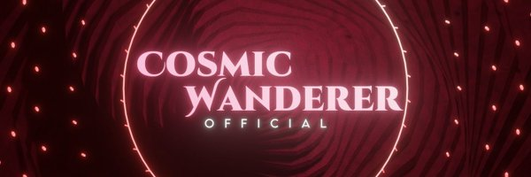 The Cosmic Wanderer Profile Banner