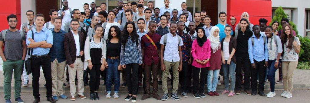 École Centrale Casablanca's official Twitter account