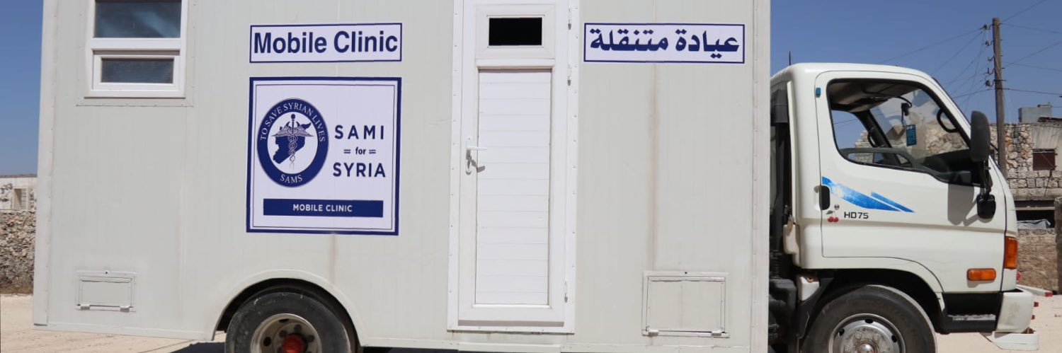 Launching the mobile clinic was delayed by a heart attack, border issues, and yes, a global pandemic, but it is her… https://t.co/FzwtBZH09y