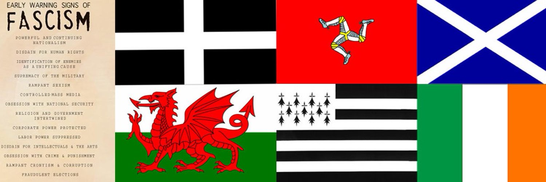 🏴🏴🇮🇪🇺🇦 Without Union Jack. Gareth Wyn Jones. Gog. Not Anti-English, Anti-WM #yescymru #indywales #plaidcymru #FBIW