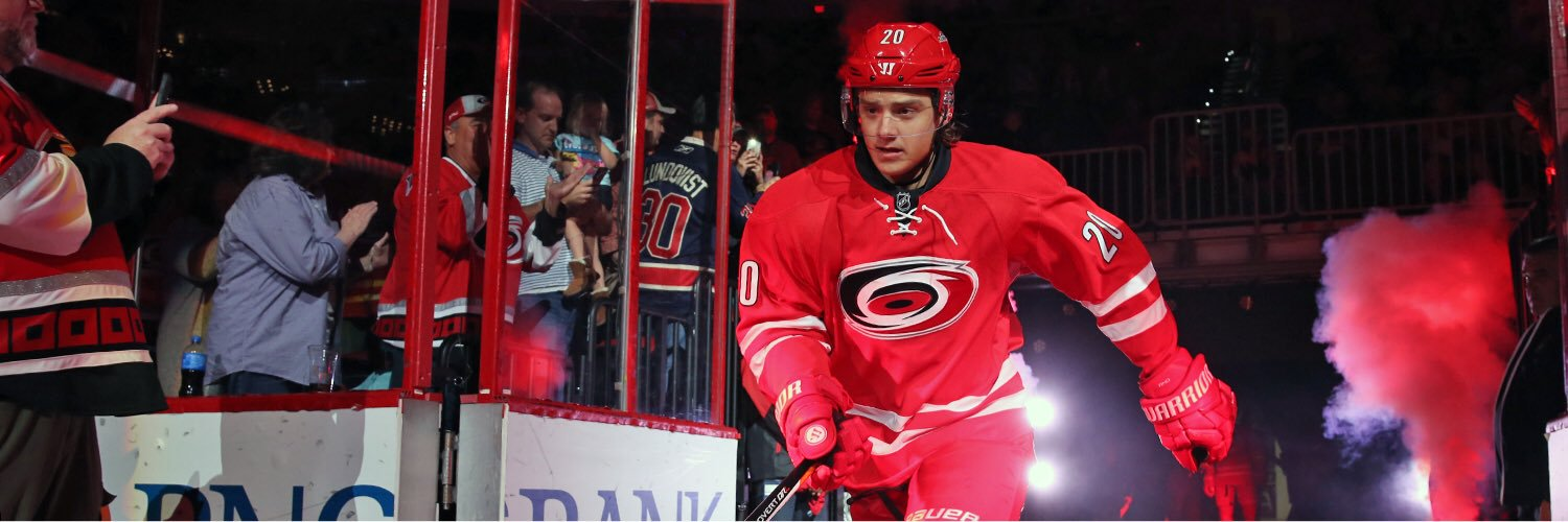 Thanks for the awesome send off Caniacs!! Lets goo @Canes twitter.com/PaceSagester/s…