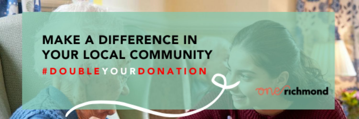 Encouraging local giving in Richmond borough, to help vulnerable residents through supporting our local charitable organisations Est by @FundHampton & @RPLC1786