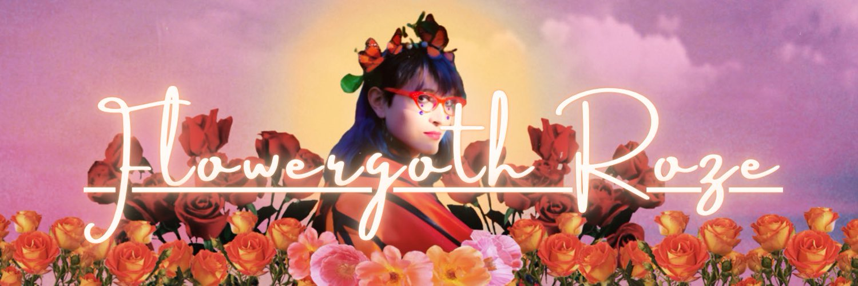 Flowergoth Roze, Hallow's Eve Sale! (@FlowergothRoze) on Twitter banner 2020-08-13 19:44:21