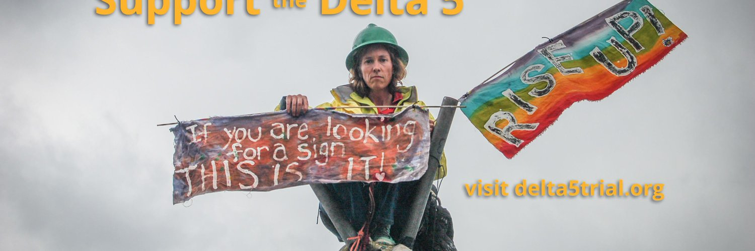 #Grassroots, all-volunteer #collective taking #DirectAction to confront the root causes of #ClimateChange.