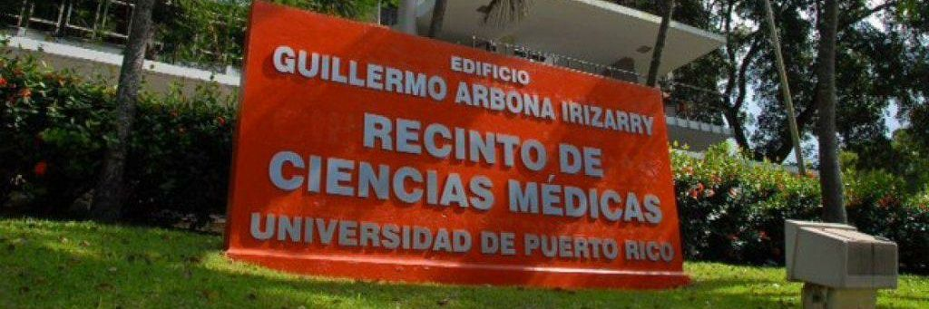 Universidad de Puerto Rico, Recinto de Ciencias Médicas's official Twitter account