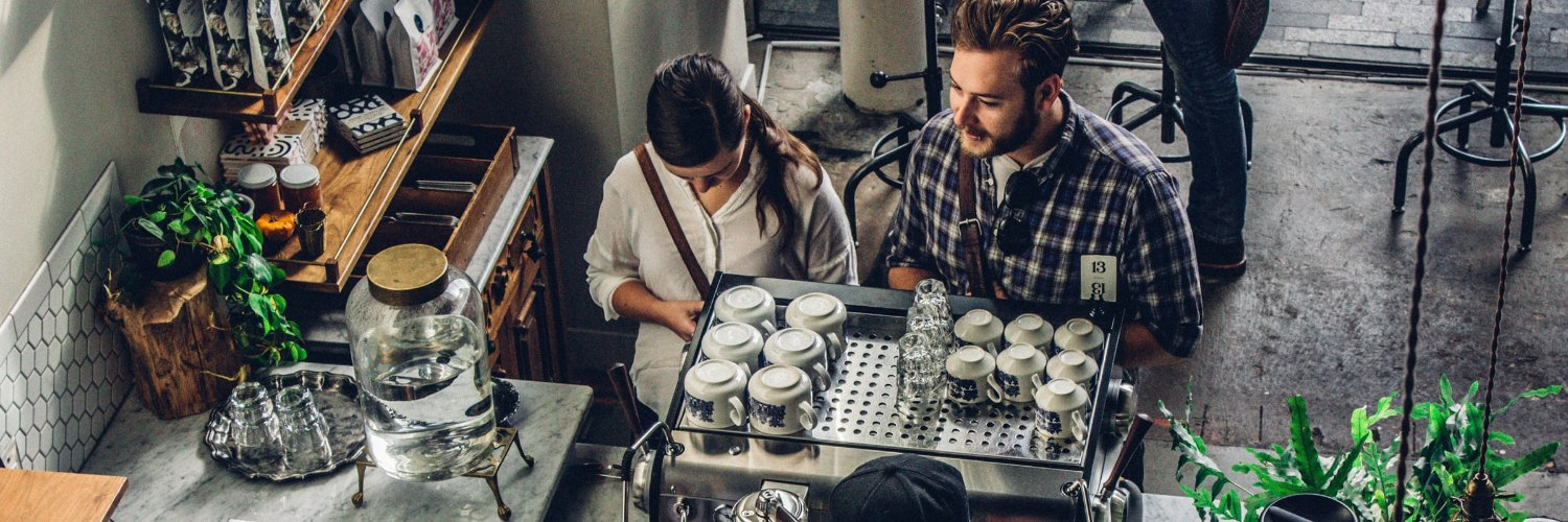 Helping restaurants, bars and coffee shops level the playing field with big business marketing strategy