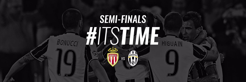 """RESMI: Pemenang dari Juventus vs @AS_Monaco akan menjadi tim """"tuan rumah"""" di final #UCL di Cardiff. #ItsTime #UCLdraw"""