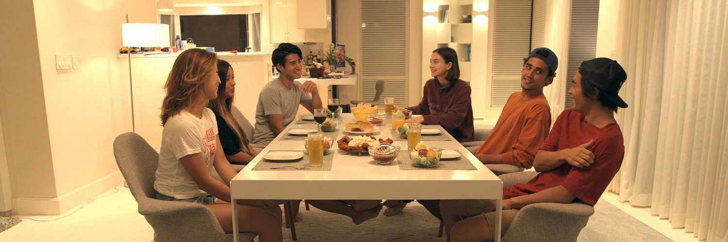 Terrace house th6tv twitter for Terrace house tv
