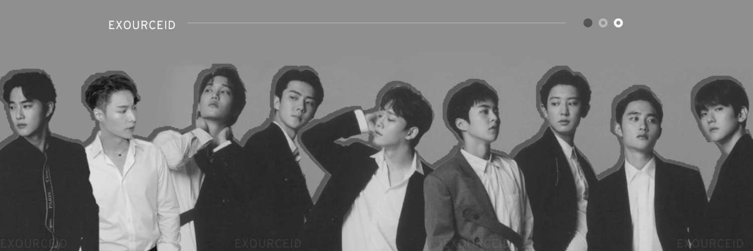 EXO SOURCE ID (@EXOURCEID) on Twitter banner 2020-09-29 07:10:37