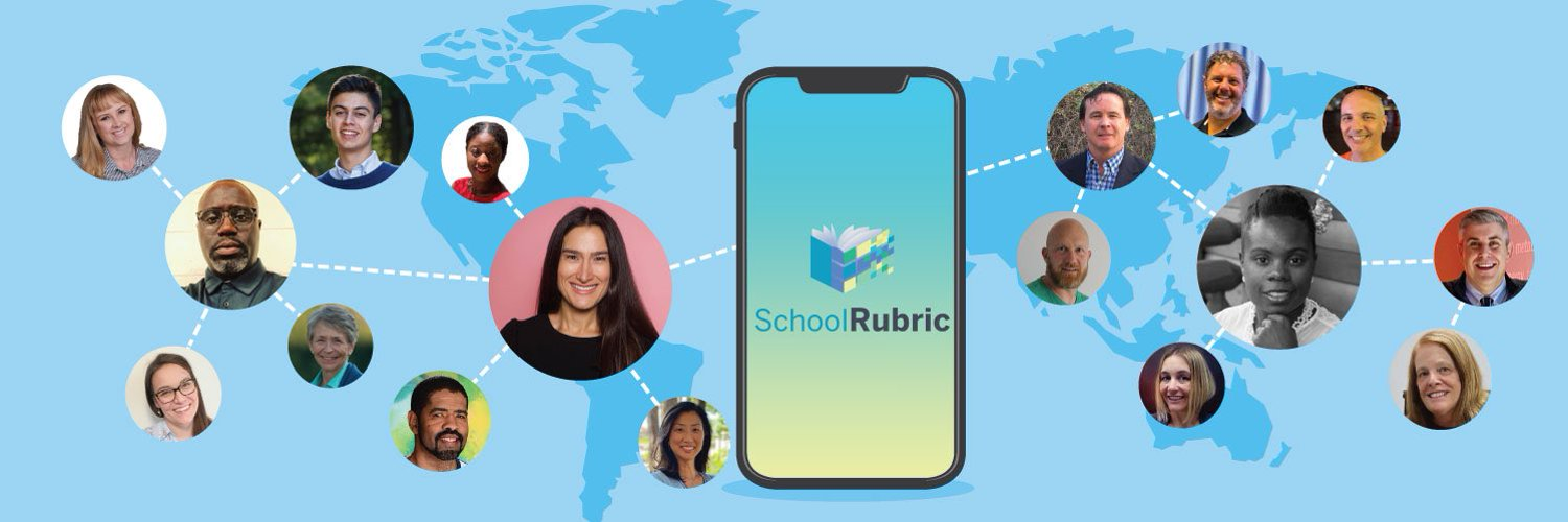 Educators Without Borders convenes leading voices in #education 🗣 to discuss issues that matter in global 🌎 education. Part of the @SchoolRubric network.