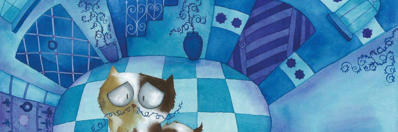 Award-winning author & illustrator of picture books, from Syria. The Jasmine Sneeze- Tomorrow @lantanapub Saving Stella @bloomsburykids #Ownvoices