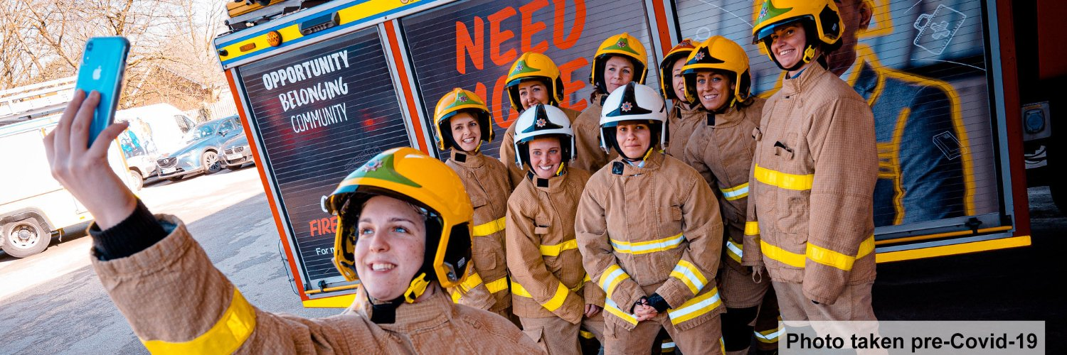 Huge congratulations to our Chair, Hannah Caulfield on her promotion to Station Manager B. 👩🏼🚒🚒🙌🏼 @WFSUK1… https://t.co/OMubR9KcbU