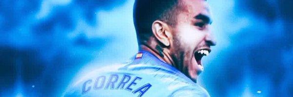 Angel Correa Profile Banner