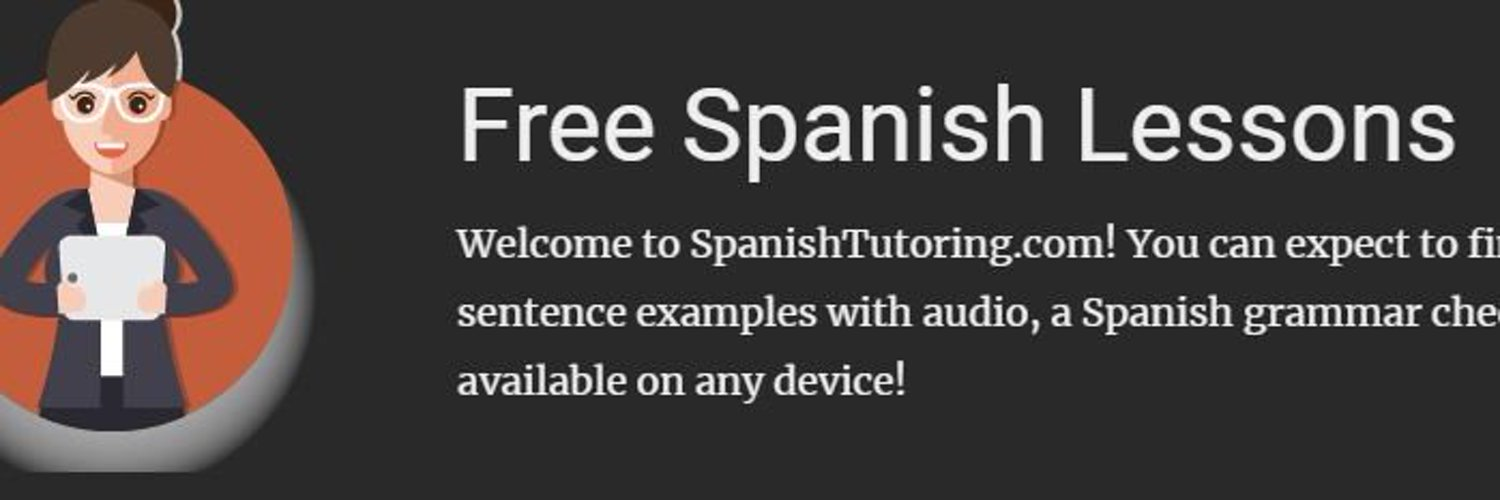 Spanish enthusiast working on a great project to bring Spanish fluency to everyone in the world! Using 100% FREE resources! spanishtutoring.com