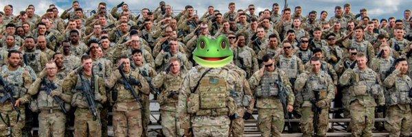 Frog Emoji🐸 Profile Banner
