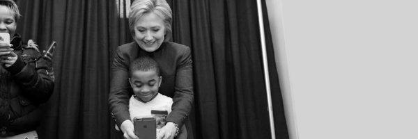 Hillary Clinton Profile Banner