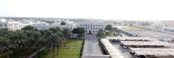 Al Musanna College of Technology's official Twitter account