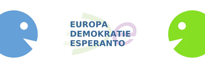 Europa-Demokratie-Esperanto