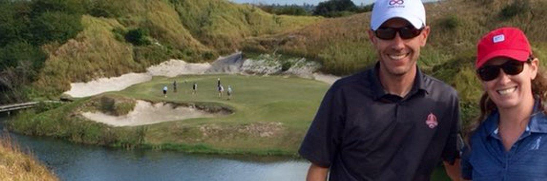 Jetskis and Golf