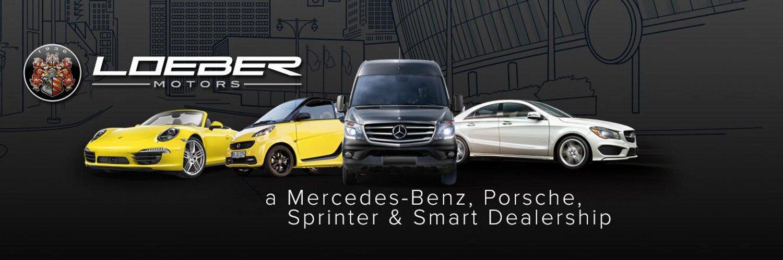 Loeber motors loebermotors twitter for Loeber motors mercedes benz