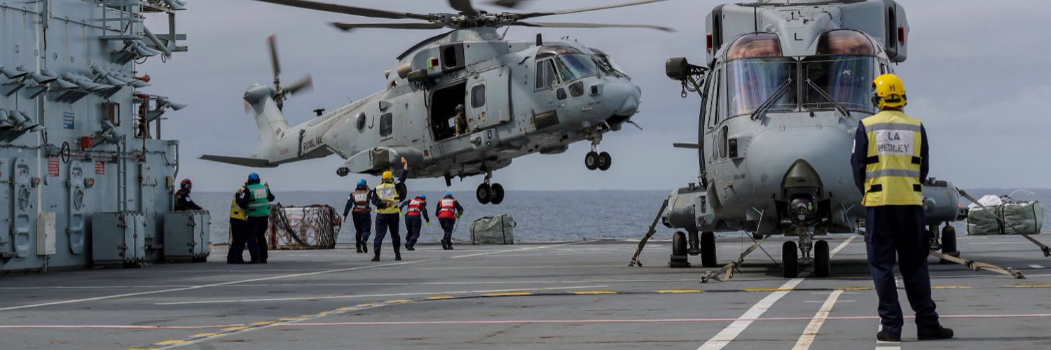 1700 Naval Air Squadron (@1700NAS) on Twitter banner 2021-02-12 11:17:03
