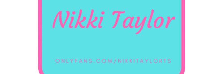 Nikki Taylor (@NikkiTaylorTS) on Twitter banner 2021-03-17 09:42:47