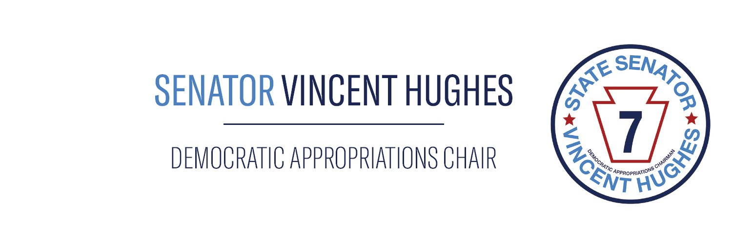 PA State Senator Vincent Hughes' (@senatorhughes) official office account. Managed by @4TiffanyAWilson, @BenBowensPhoto & @SirWesleyThe1st