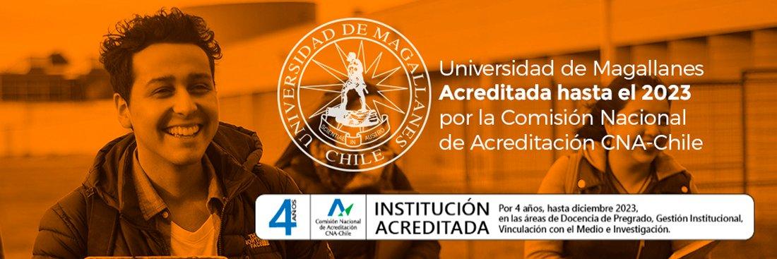 Universidad de Magallanes's official Twitter account