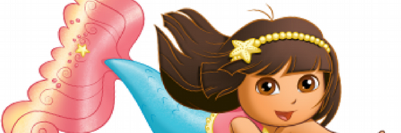 "dora mermaid pics on twitter ""dolly plum baby plum"
