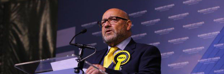 James Dornan SNP (@glasgowcathcart) on Twitter banner 2010-05-02 21:21:50