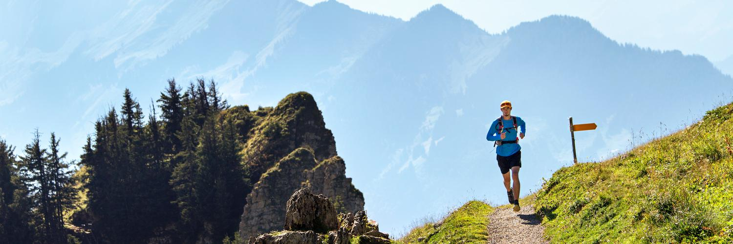 Guided and self-guided trail running trips in the French, Swiss and Italian Alps. We love running in the Alps!