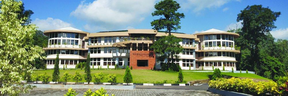 Assam Don Bosco University's official Twitter account