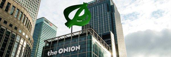 The Onion Profile Banner