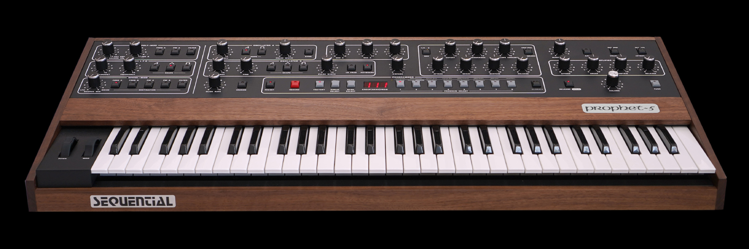Power Play - Sequential Prophet-5 classic analog poly and Pro 3 multi-filter mono with VCOs and Wavetables! Contact… twitter.com/i/web/status/1…