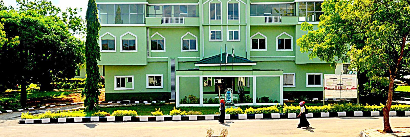 Fountain University, Osogbo's official Twitter account