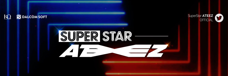 SuperStarATEEZ (@SuperStarATEEZ) on Twitter banner 2021-07-28 07:51:37