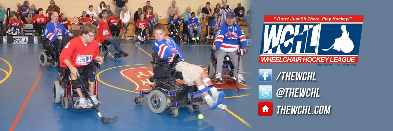 Wheelchair Hockey Lg Thewchl Twitter