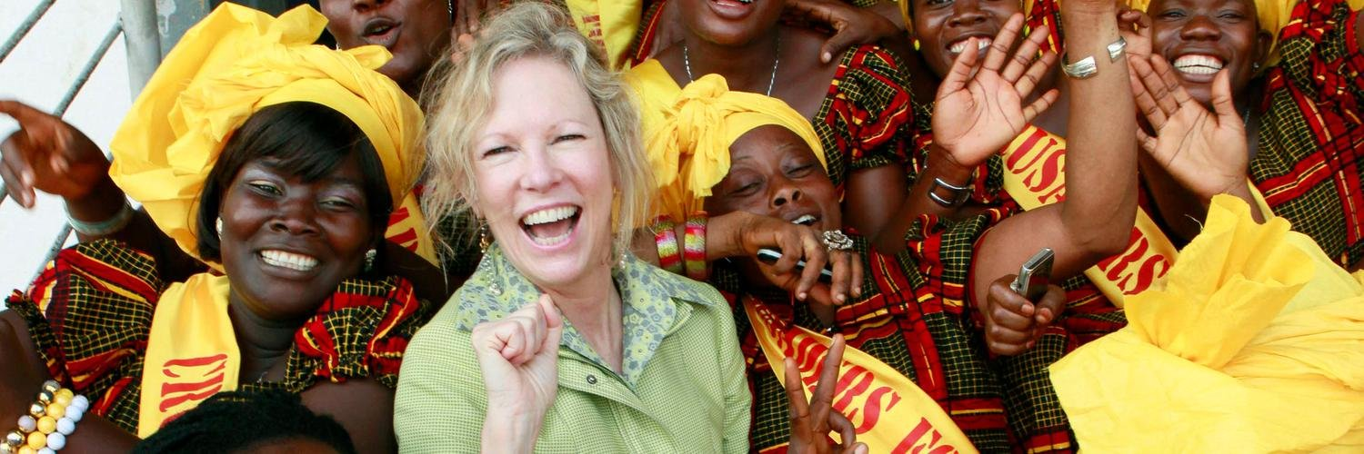 Advocate. Storyteller. Champion for girls. Motorcycle rider. Tri-sector athlete. Former President & CEO of @UNFoundation.