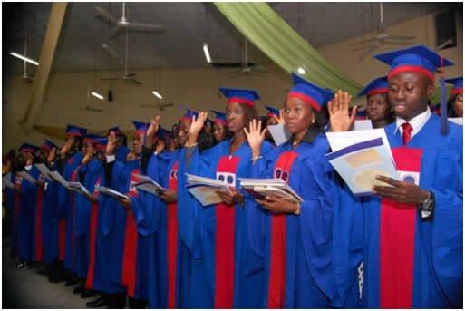 Olabisi Onabanjo University's official Twitter account