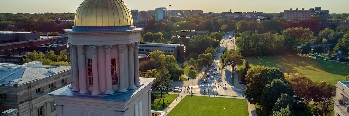 University of Iowa's official Twitter account
