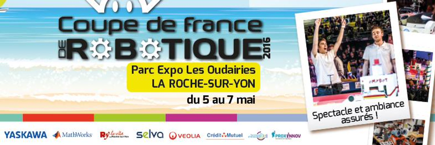 Coupe de robotique couperobotique twitter - Coupe de france robotique ...
