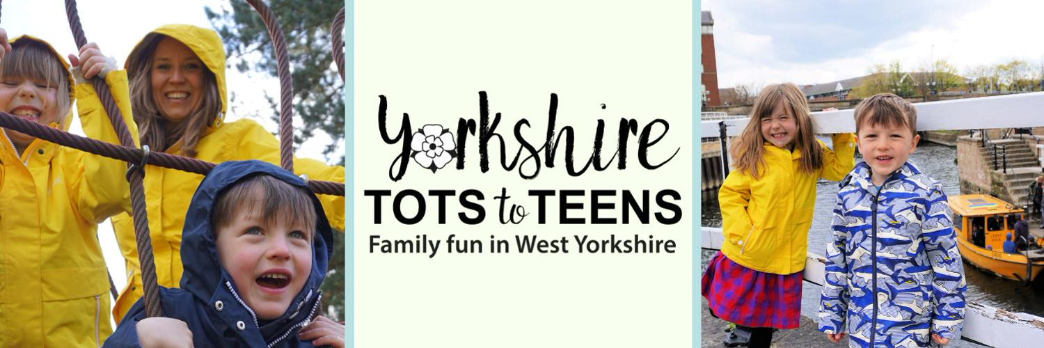 Yorkshire Tots to Teens is a days out, camping & activity blog for West Yorkshire families by Erin and her two Yorkshire Tots - info@yorkshiretots.com