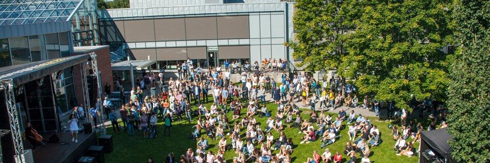 Universitetet i Sørøst-Norge's official Twitter account