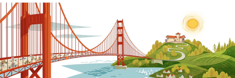 Мост картинки с анимацией