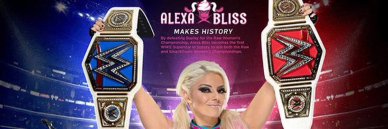 Lexi Kaufman / 3x Raw & 2x Smackdown live women's champion / 1/2 WWE Women's Tag Champion / From Columbus,Ohio . #littlemissbliss #fivefeetoffury