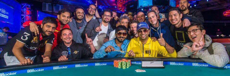 Software engineer turned Poker Player. First Indian born WSOP 2x Bracelet Winner '17. Half Monk Half Warrior. #YangGang2020 🇮🇳🇺🇸