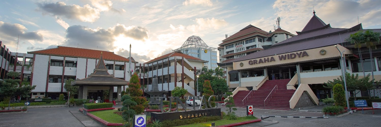 Universitas 17 Agustus 1945 Surabaya's official Twitter account