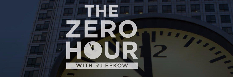 Writer. Host/Managing Editor, The Zero Hour radio and TV program. Former Lead Writer, Bernie 2016. He, Him, Hey You.
